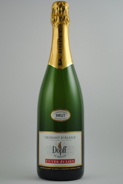 Crémant d`Alsace Cuvée Julien, Dopff